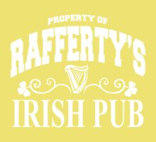 Rafferty Irish Pub Kids Tee