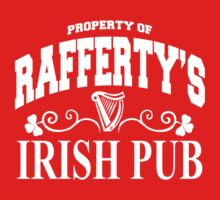 Rafferty Irish Pub Kids Clothes