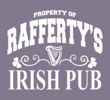 Rafferty Irish Pub Kids Clothes