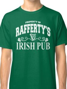 Rafferty Irish Pub Classic T-Shirt