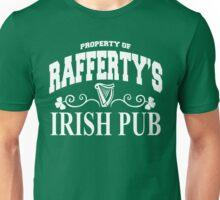 Rafferty Irish Pub Unisex T-Shirt