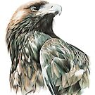 Wedge Tail Eagle by ZiyaEris