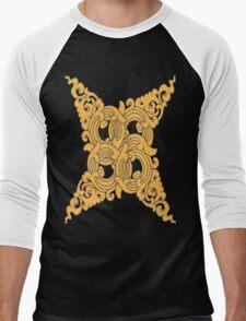 Baroque is cool Men's Baseball ¾ T-Shirt