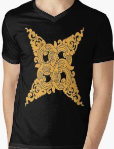 Baroque is cool Mens V-Neck T-Shirt