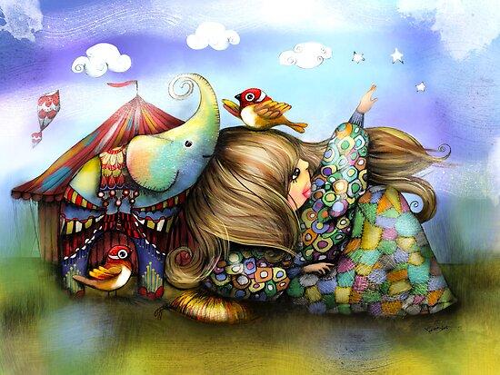 Make a Wish by © Karin Taylor