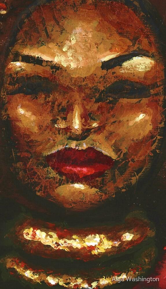 Amber by Alga Washington
