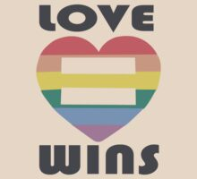 Love Wins Equality funny nerd geek geeky by yudyud1991