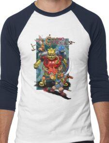 Chrono Tigger Men's Baseball ¾ T-Shirt