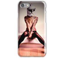 star wars girl iPhone Case/Skin
