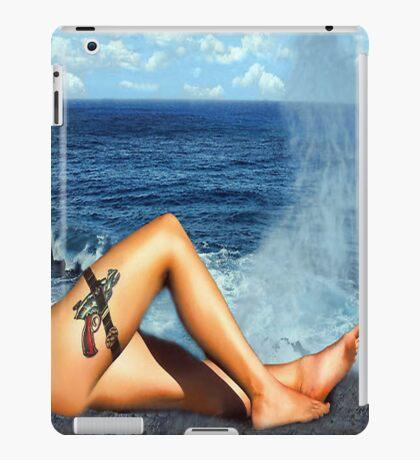 ✌☮ TATOO LEGS ARMED IPAD CASE✌☮  iPad Case/Skin