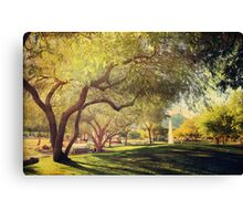 A Day for Dreaming Canvas Print