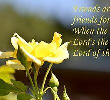 Friendship by Maria P Urso
