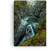 Flowing Through Time Canvas Print