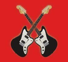 Wonderful Electric Guitars Kids Clothes