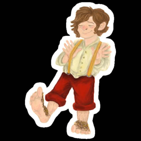 Bilbo Baggins by JeebsPheebs