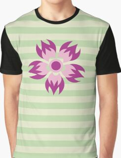 Flowers, Blossoms, Blooms, Petals - Purple Graphic T-Shirt