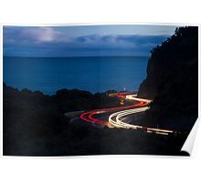 Great Ocean Road Poster