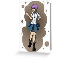 Sheiko Redesign Greeting Card