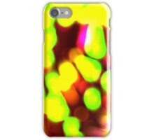 Shiny abstract background  iPhone Case/Skin
