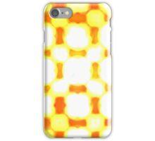 Blur lights iPhone Case/Skin