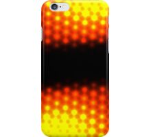 Blurred lights iPhone Case/Skin