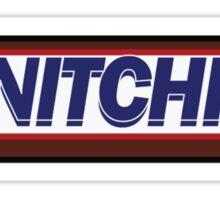 stop snitchn Sticker