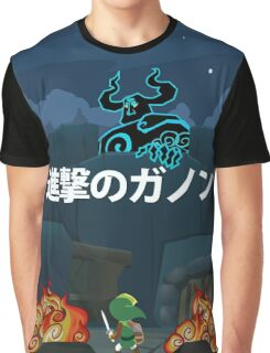 Attack on Ganon Graphic T-Shirt