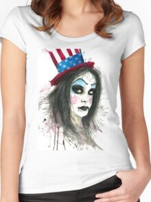 My Best Clown Suit Women's Fitted Scoop T-Shirt