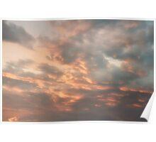Soft Sky Poster