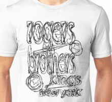 kings of new york by rogers brothers Unisex T-Shirt