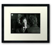 Denzel Framed Print