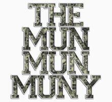 Muny T-Shirt by MarajMagazine