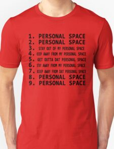 Rick and Morty: Personal Space T-Shirt