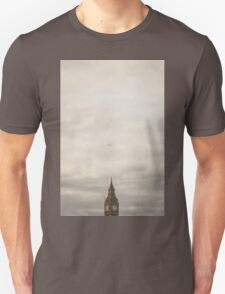 Plane in London T-Shirt