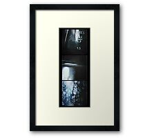 Little Black Kettle Framed Print
