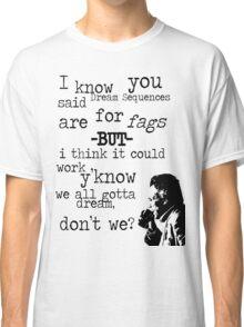 Hans, Seven Psychopaths, Black Version Classic T-Shirt