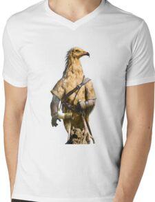 Egyptian Vulture Boromir Mens V-Neck T-Shirt