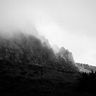 Lonely Moutains by Kortney Thoma