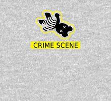 Crime Scene: Who stepped on Teddy VRS2 Unisex T-Shirt