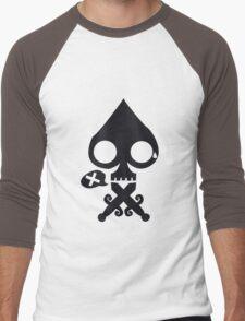 Me Tresure funny nerd geek geeky Men's Baseball ¾ T-Shirt