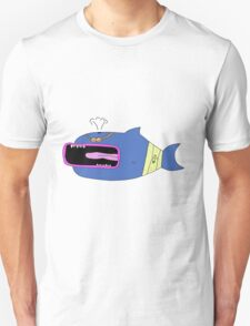 Wounded Whale... T-Shirt
