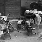 street kitchen by geof