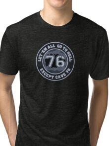 Cave 76 Tri-blend T-Shirt