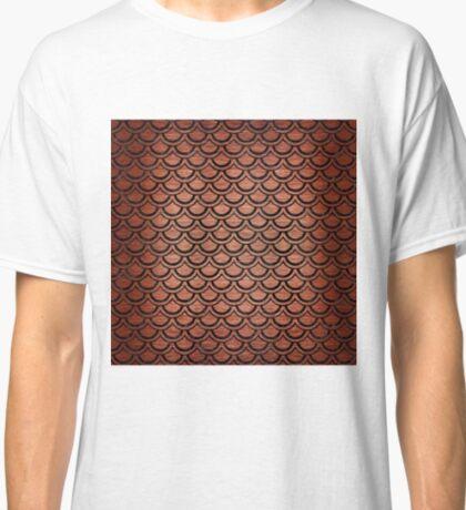 SCA2 BK MARBLE COPPER (R) Classic T-Shirt