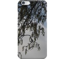 Willow over water iPhone Case/Skin