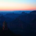 Grand Canyon Morning by Daniel Owens