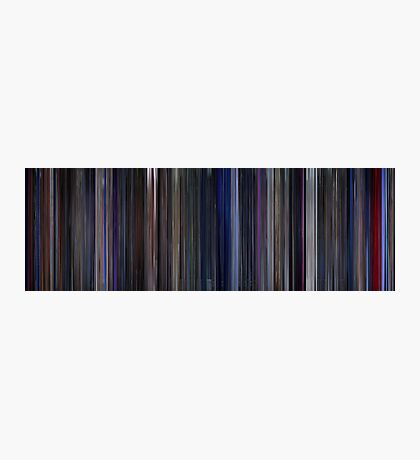 Moviebarcode: Star Trek: The Motion Picture (1979) Photographic Print
