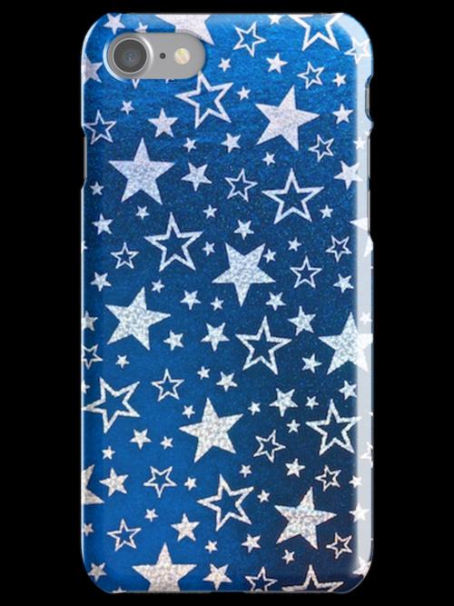 Blue Stars by ohmyglob