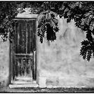 """Door In Adobe Wall"" by Bob Adams"