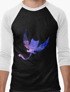 Galaxy Fairy Tail Happy Design Men's Baseball ¾ T-Shirt